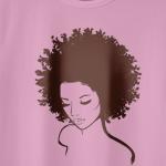 Vinyl Cut Logo Shirt