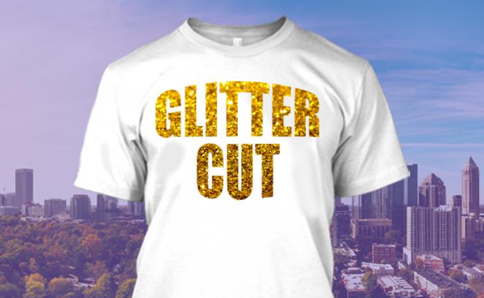 GLITTER CUT